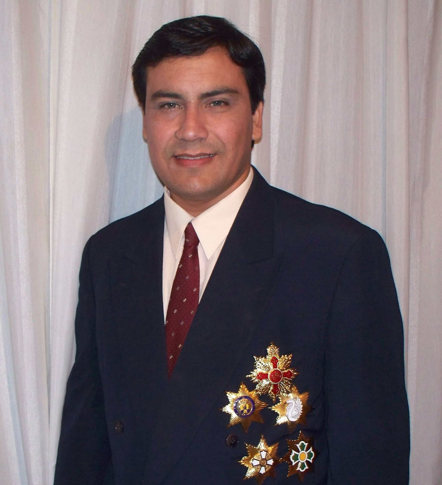 SAI Hugo Cabrera Rurikovich Kubarev