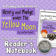 https://www.teacherspayteachers.com/Product/Henry-and-Mudge-under-the-Yellow-Moon-A-Book-Study-714191