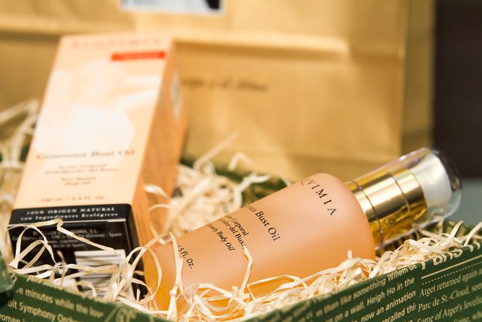 Tienda en internet de cosmetica natural productos con certificacion BIO Amparo Cerezuela