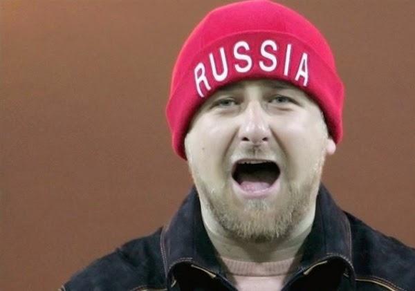 Европа внесла в черный список Рамзана Кадырова