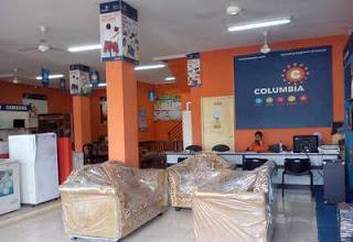 Lowongan Kerja Lampung PT Columbia
