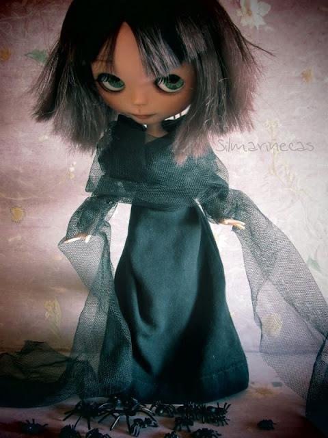 halloween basaak doll