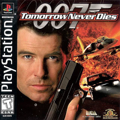 007 Tomorrow Never Dies (PS1)