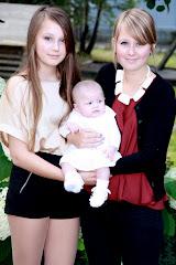 Mine tre vakre døtre