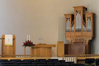 鳥居坂教会 礼拝堂