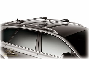 Thule 7503 AeroBlade Edge Raised Rail L