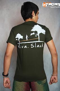 Graphic12 - Coleção Viva Slack - Slackline T-Shirts