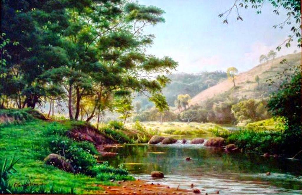 Im genes arte pinturas serie de paisajes naturales zen for Imagenes zen