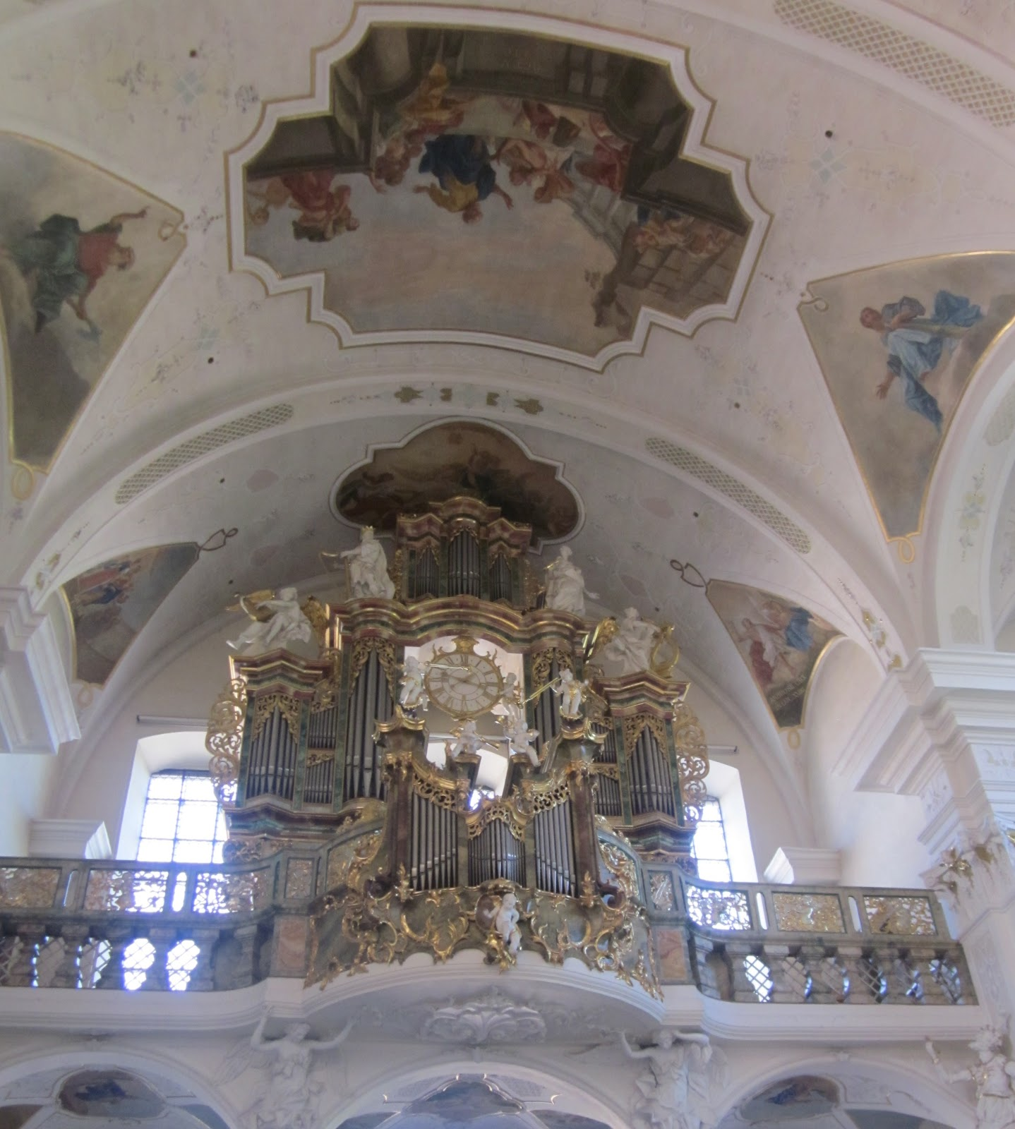 Souvenir chronicles breisach germany part 1 trip into for Difference between baroque and rococo