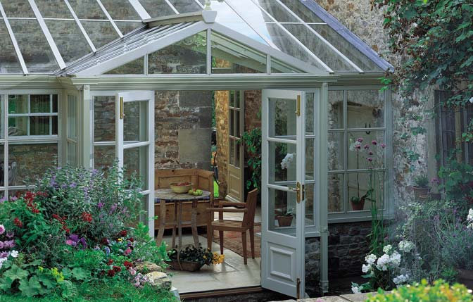 Orangery Or Conservatory Home Improvement
