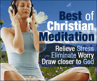 Christian Meditation products, workshops, and courses to transform your life, renew your mind, and deepen Your relationship with God