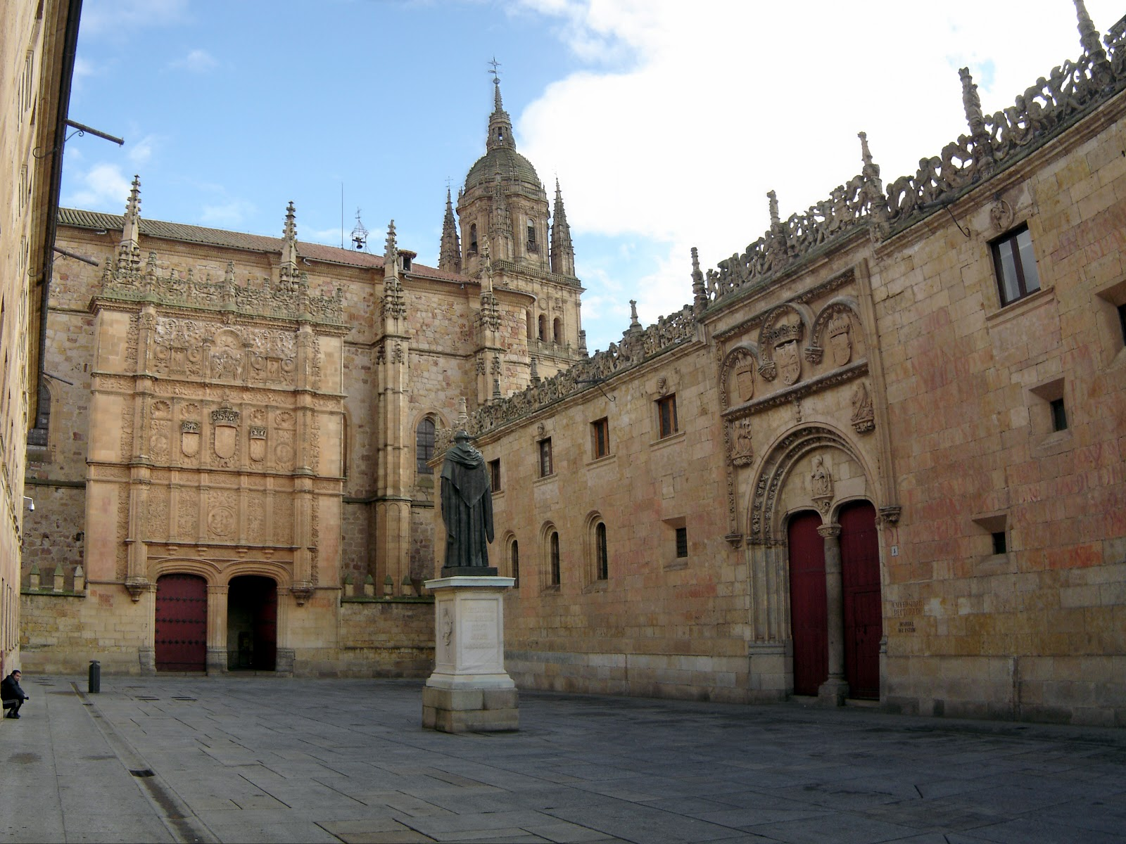 Postcards from spain november 2011 - On salamanca ...