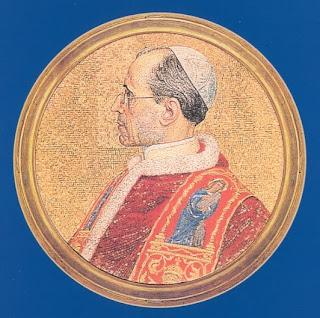 Retrato de Pio XII