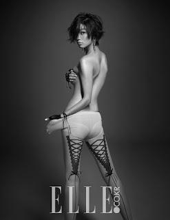 Ahn Young Mi 안영미 Elle Korea Pictures 3