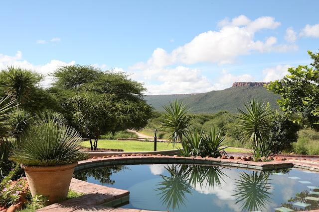 Namibia: Waterberg landscape