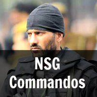 NSG Commandos: The BLACK CATS!