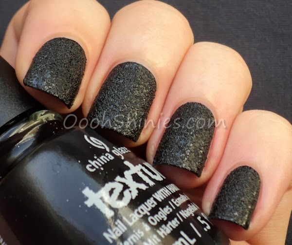 China Glaze Bump In The Night