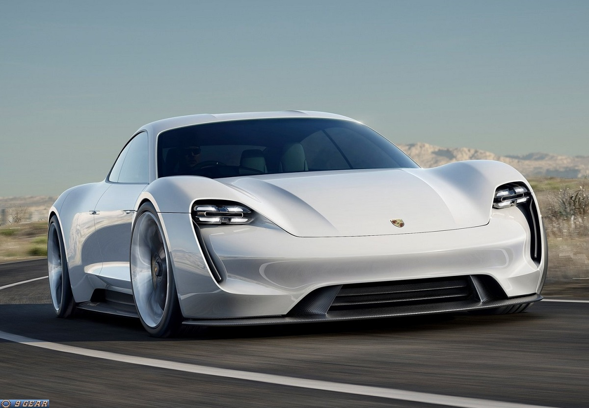Tesla Model 3 Charge Time >> Porsche goes Tesla Model S hunting with its Mission E Concept | Car Reviews | New Car Pictures ...