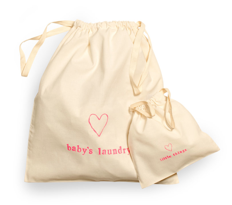 mamasVIB | V. I. BUYS: Christmas Packing - sorted with these neat little bags from H&M, V. I. BUYS | Christmas Packing | H&M home | fabric travel bags | mamasVIB | Family christmas