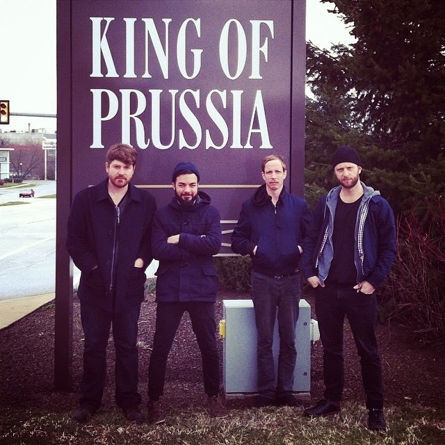King of Prussia band Zonian Girls And The Echoes That Surround Us All