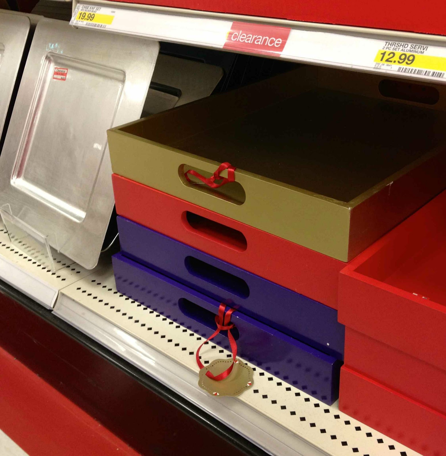 Driven By Décor: Target Holiday Home Décor Clearance