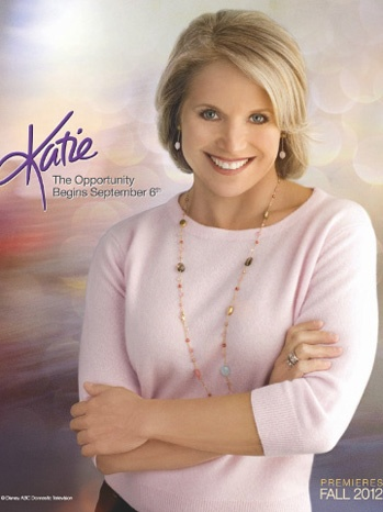 Katie couric show logo