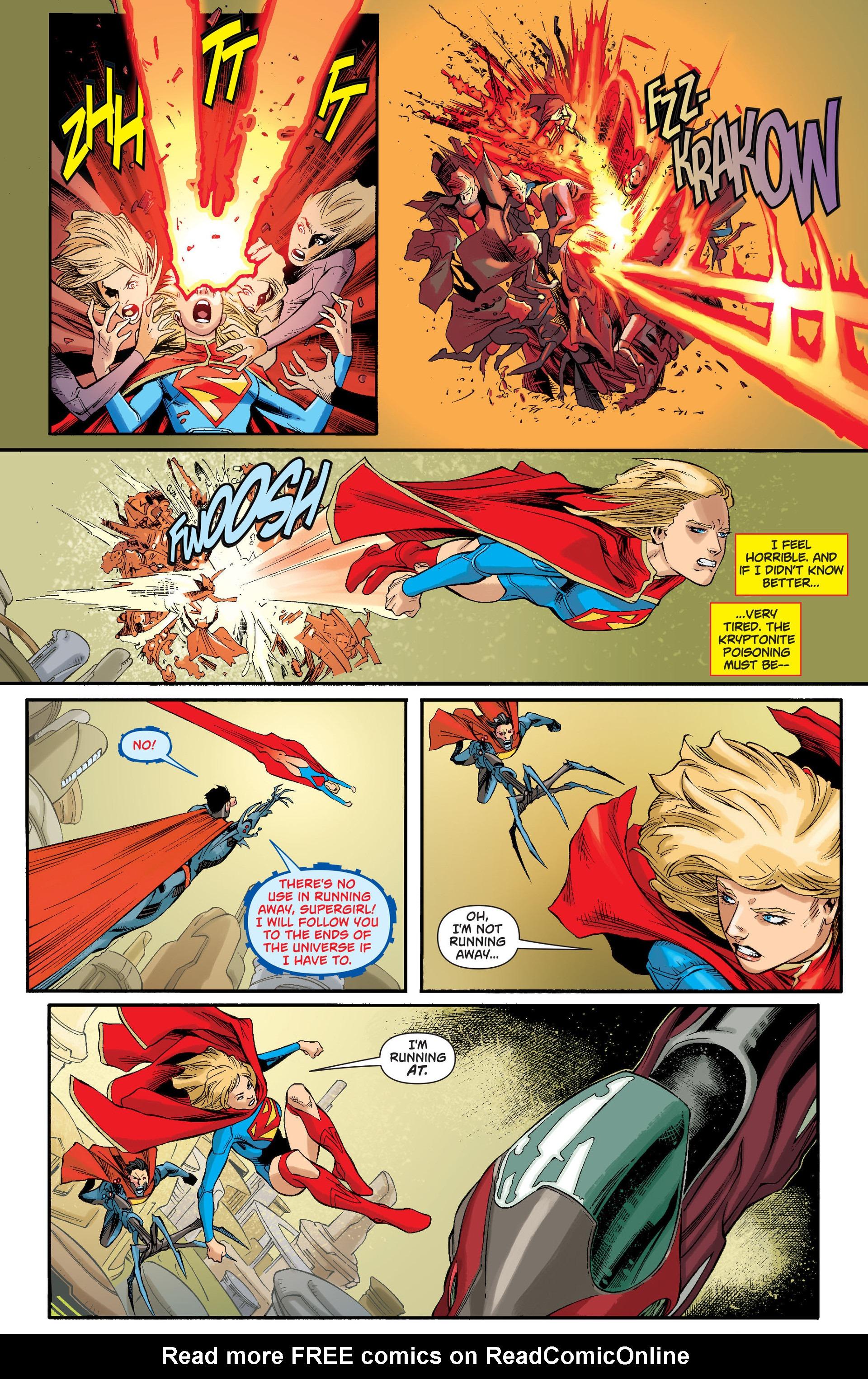 Supergirl (2011) Issue #22 #24 - English 18