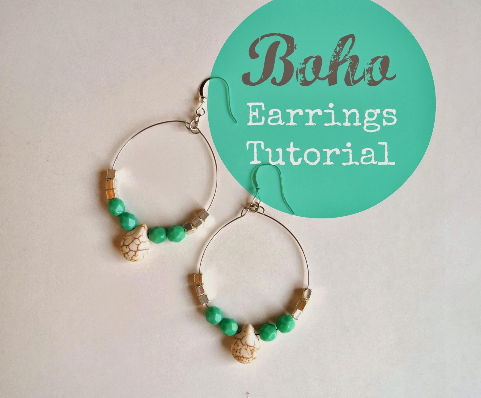 http://www.domesticblisssquared.com/2013/09/boho-earrings-tutorial.html