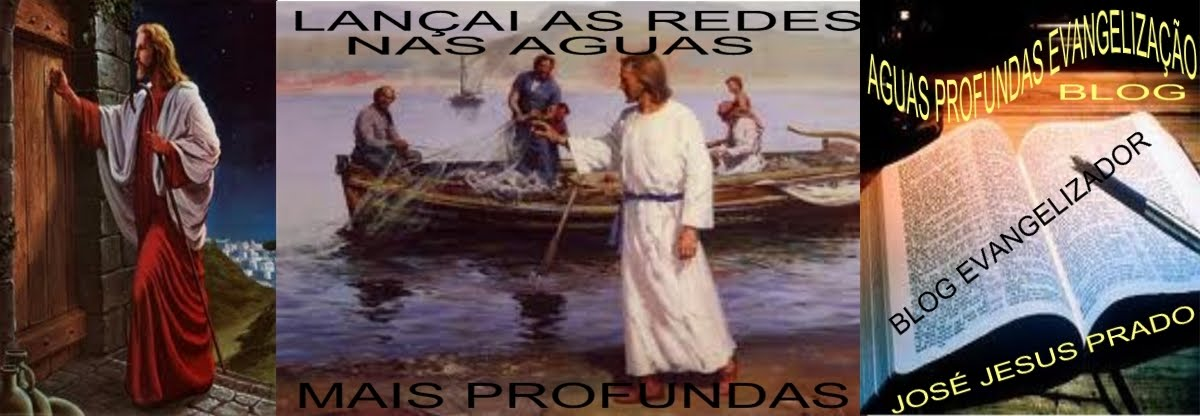 aguasprofundasevangelizacao