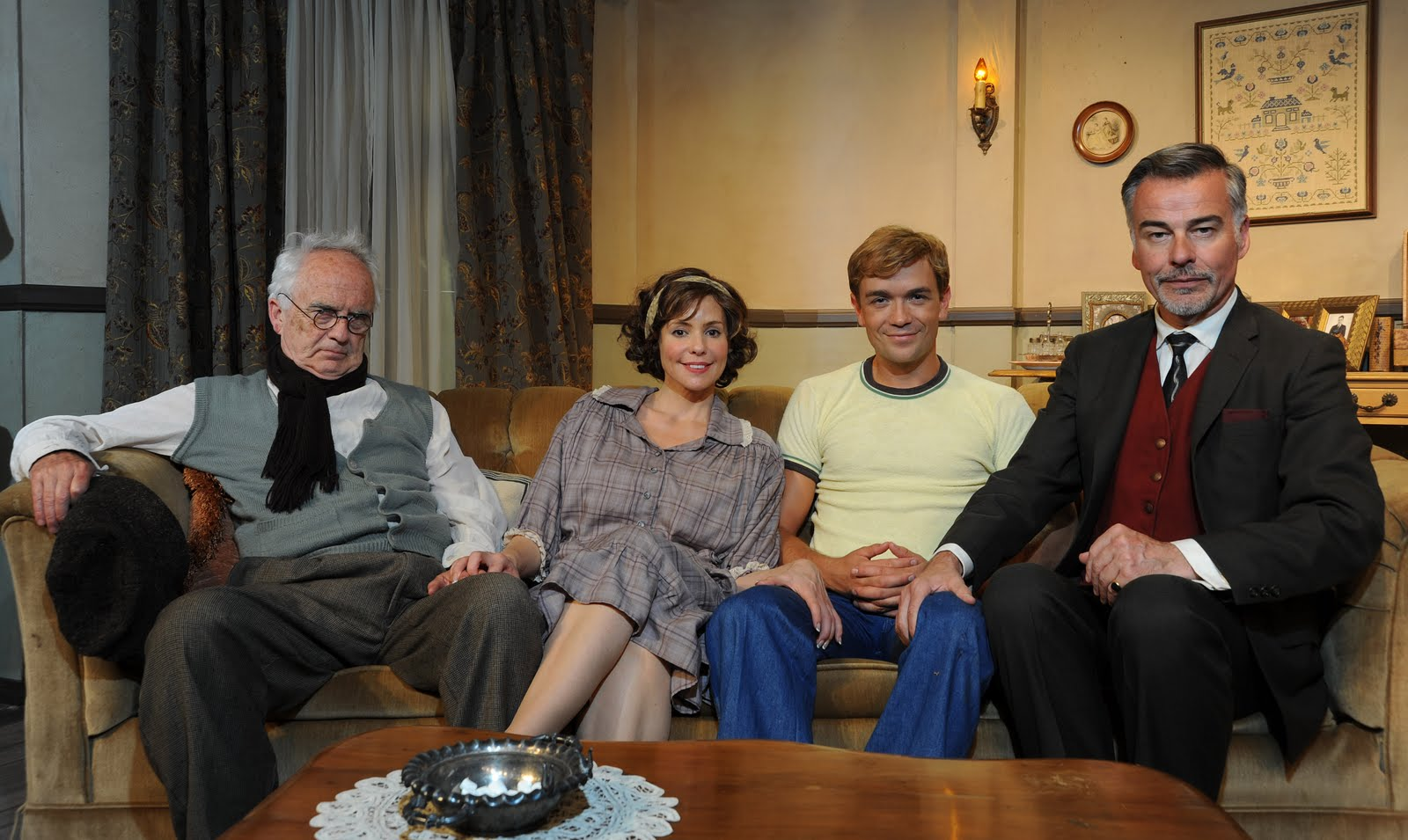 "play review entertaining mr sloane ""when joe orton's first full-length play entertaining mr sloane came to the stage 50 years ago it took the kitchen sink drama to a new level."