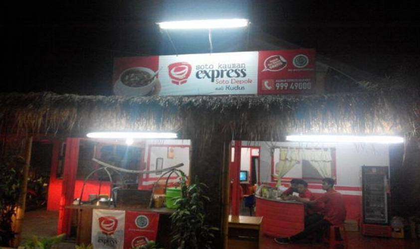 Unik, Restoran di Depok Buka Puasa Bayar Pakai Do'a