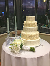 My brother's wedding cake:)