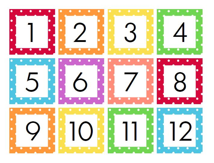 Calendar Numbers Clipart : Sliding into first the winners are summer