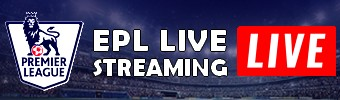 EPL  streaming