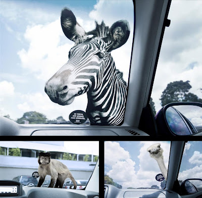 Clever and Creative Zoo Advertisements (20) 5