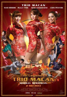 Film The Legend of Trio Macan