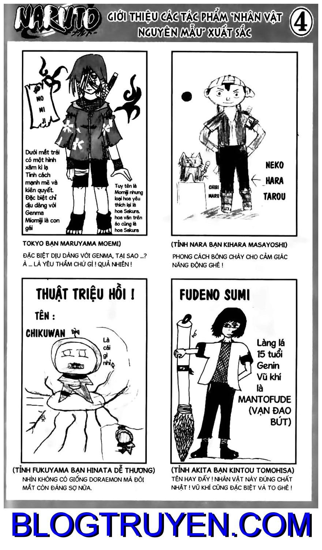Naruto chap 259 Trang 20 - Mangak.info