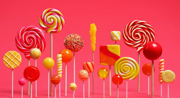 Keistimewaan Android 5.0 Lollipop