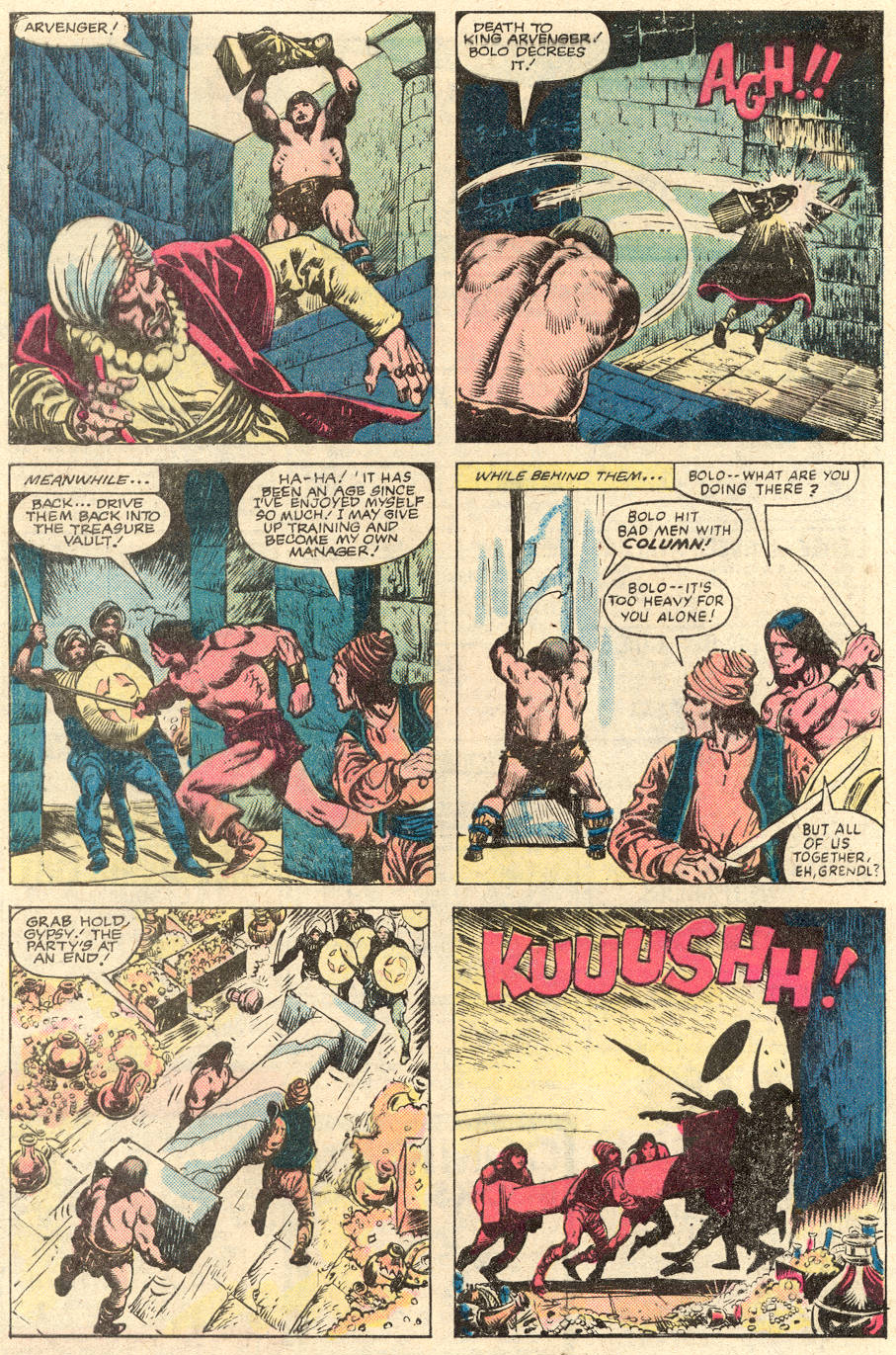 Conan the Barbarian (1970) Issue #137 #149 - English 23