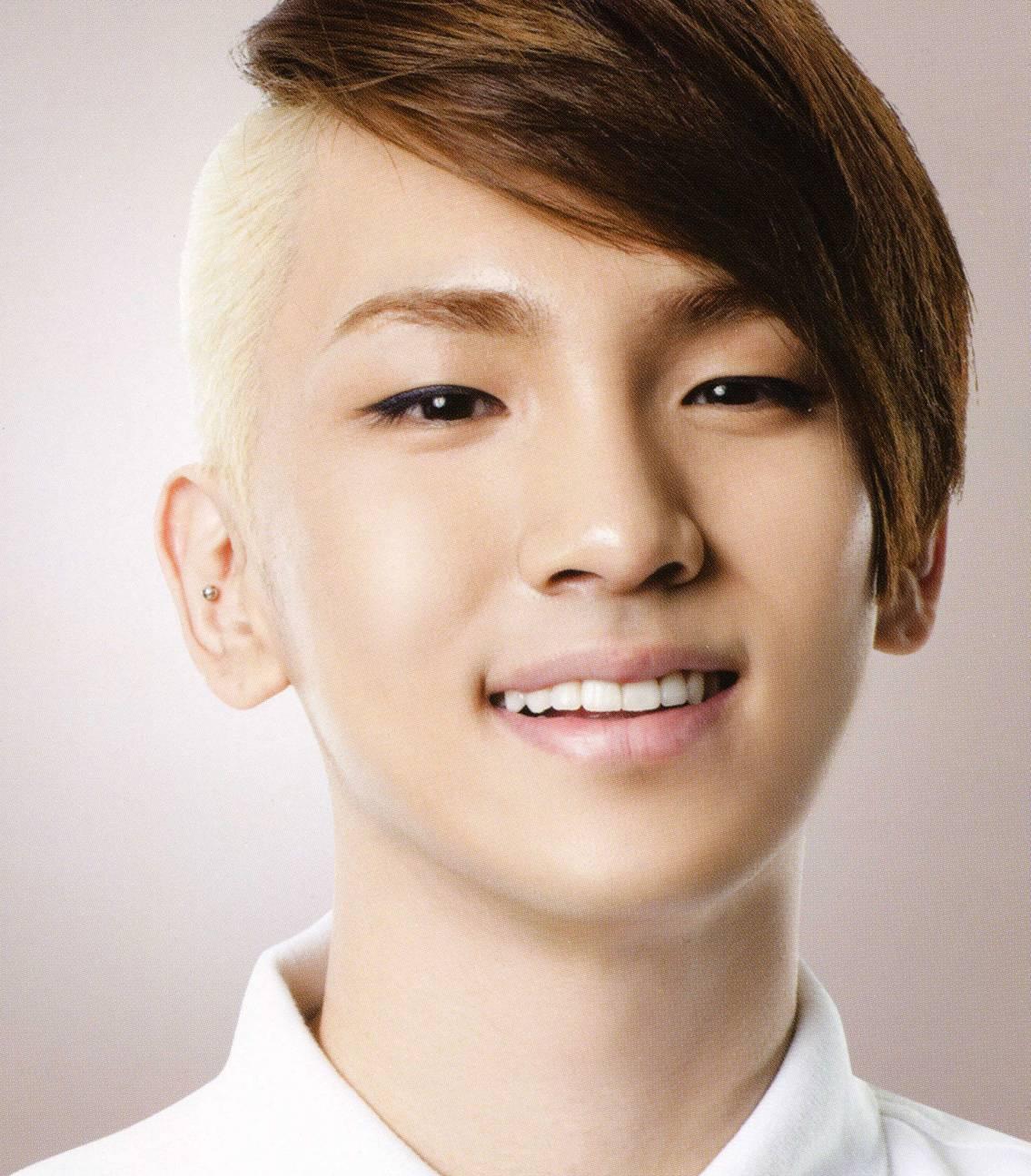 Korean Hairstyles Key Shinee Korean Hairstyles