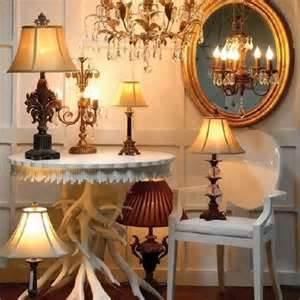 Soluciones para el hogar y el amor iluminaci n l mparas - Lamparas mesa salon ...
