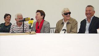 Margarita Narváez, Pedro Briceño, Belgica Rodríguez, Cornelis Zitman.