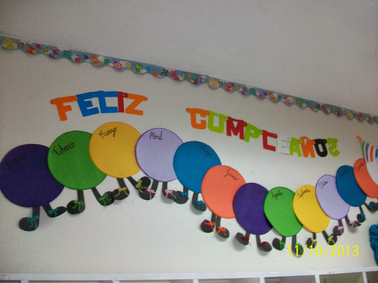 Decoraci n de aula preescolar imagui for Decoracion de espacios de preescolar