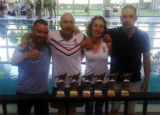 Trofeo Chamartín de Natación Aranjuez