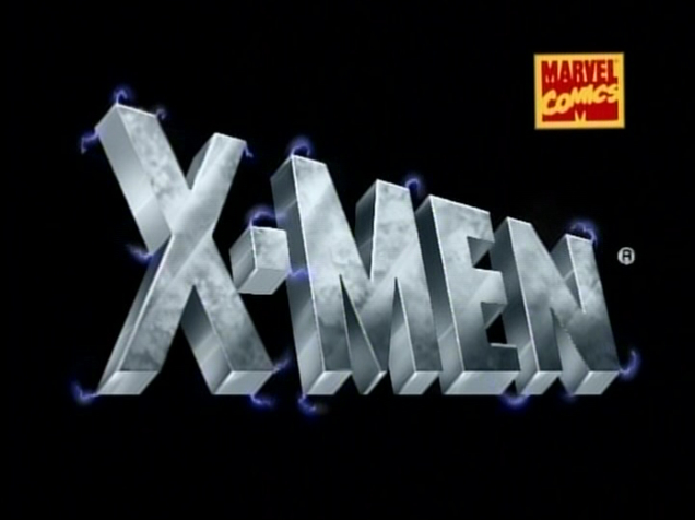 X-Men The Animated Series 90's Animated Television Series Title on ABS-CBN Philippine TV Network Airing