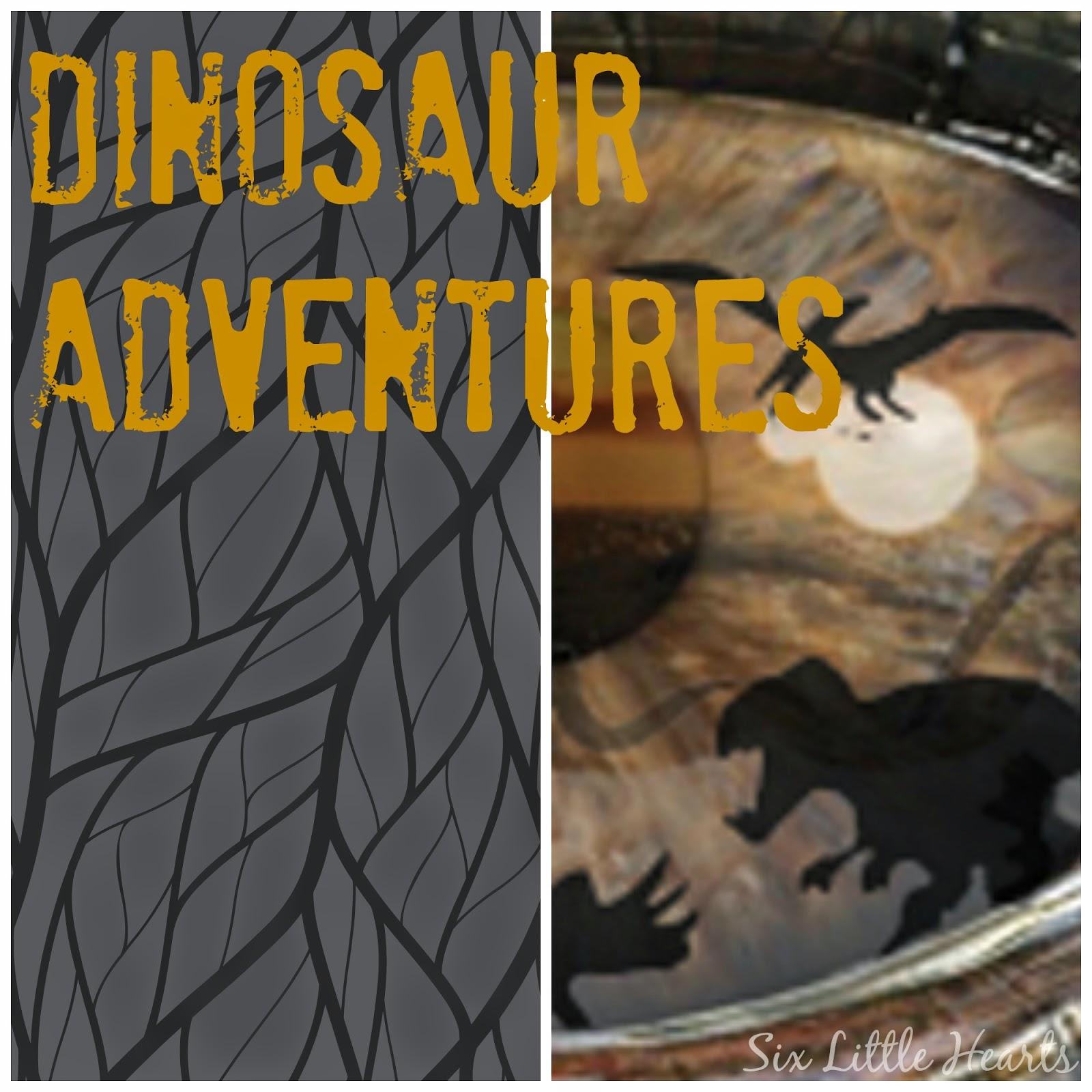 Six Little Hearts: Dinosaur Adventures Comes to Melbourne ...