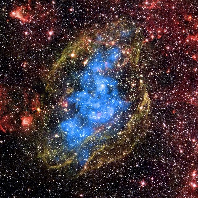 Supernova Remnant W44