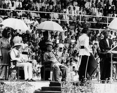 Penjajah British di Malaya