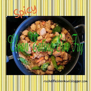 Clean Chicken Stir Fry
