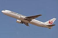日本上空の航空機位置情報【飛行機の写真をclick・クリックして下さい】